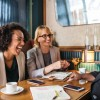 Leaders who lunch support & networking